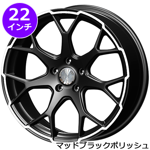 レクサス RX用 ホイール&タイヤセット(フェニーチェ MX1・22インチ)