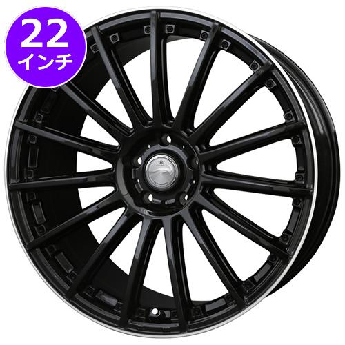 レクサス RX用 ホイール&タイヤセット(ロクサーニ シュナーベル・22インチ)