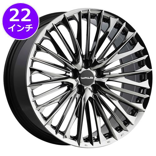 レクサス RX用 ホイール&タイヤセット(WALD ジェニュインライン F-001・22インチ)