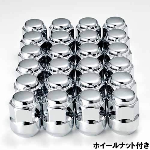 レクサス RX用 クロームナット