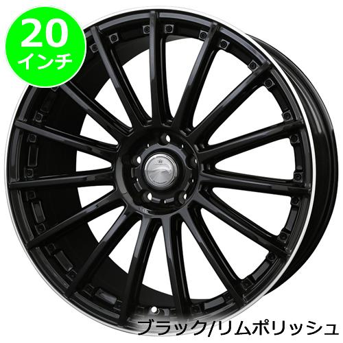 レクサス UX用 ホイール&タイヤセット(シュナーベル・20インチ)