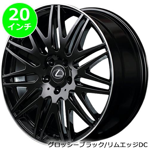 レクサス UX用 ホイール&タイヤセット(RMP 211F・20インチ)