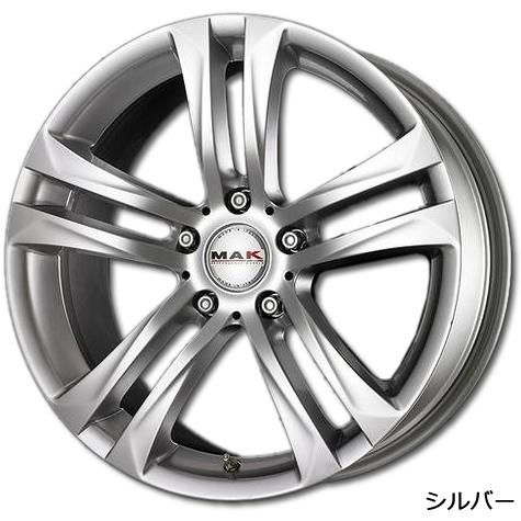 BMW1シリーズ用 ホイール&タイヤセット(マック ビマー・18インチ)