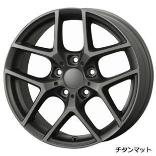 BMW1シリーズ用 ホイール&タイヤセット(borubetto ・18インチ)