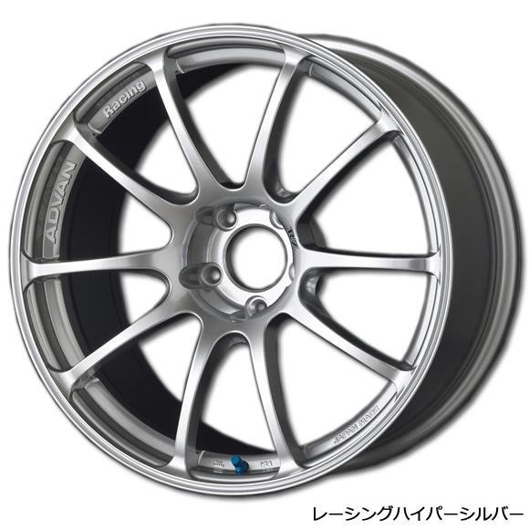 BMW1シリーズ用 ホイール&タイヤセット(アドバンレーシング RZ・18インチ)