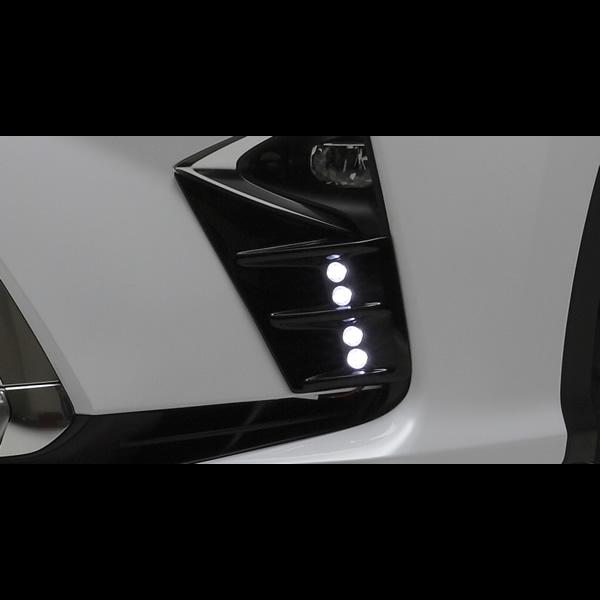 レクサス RX専用 フォグランプガーニッシュ