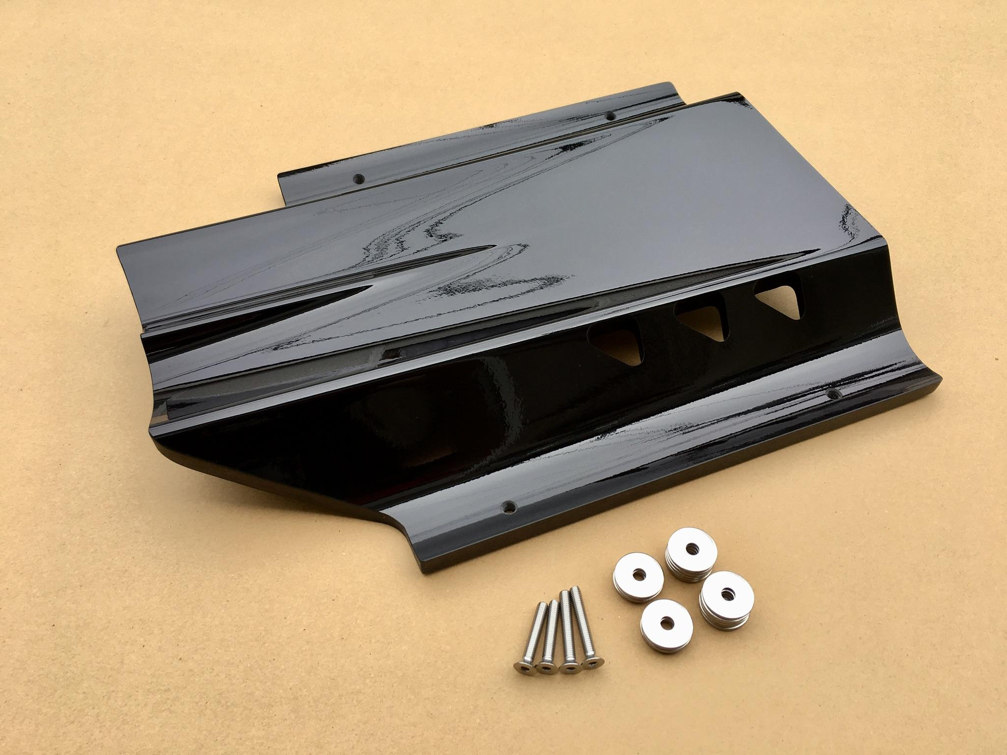 【CM-NXR001BK】CRAFTSMAN'S RACING RIDE PLATE +30mm TUKASA
