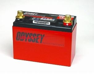 【LB545】ODYSSEY ドライセルバッテリー アルテイメットシリーズ