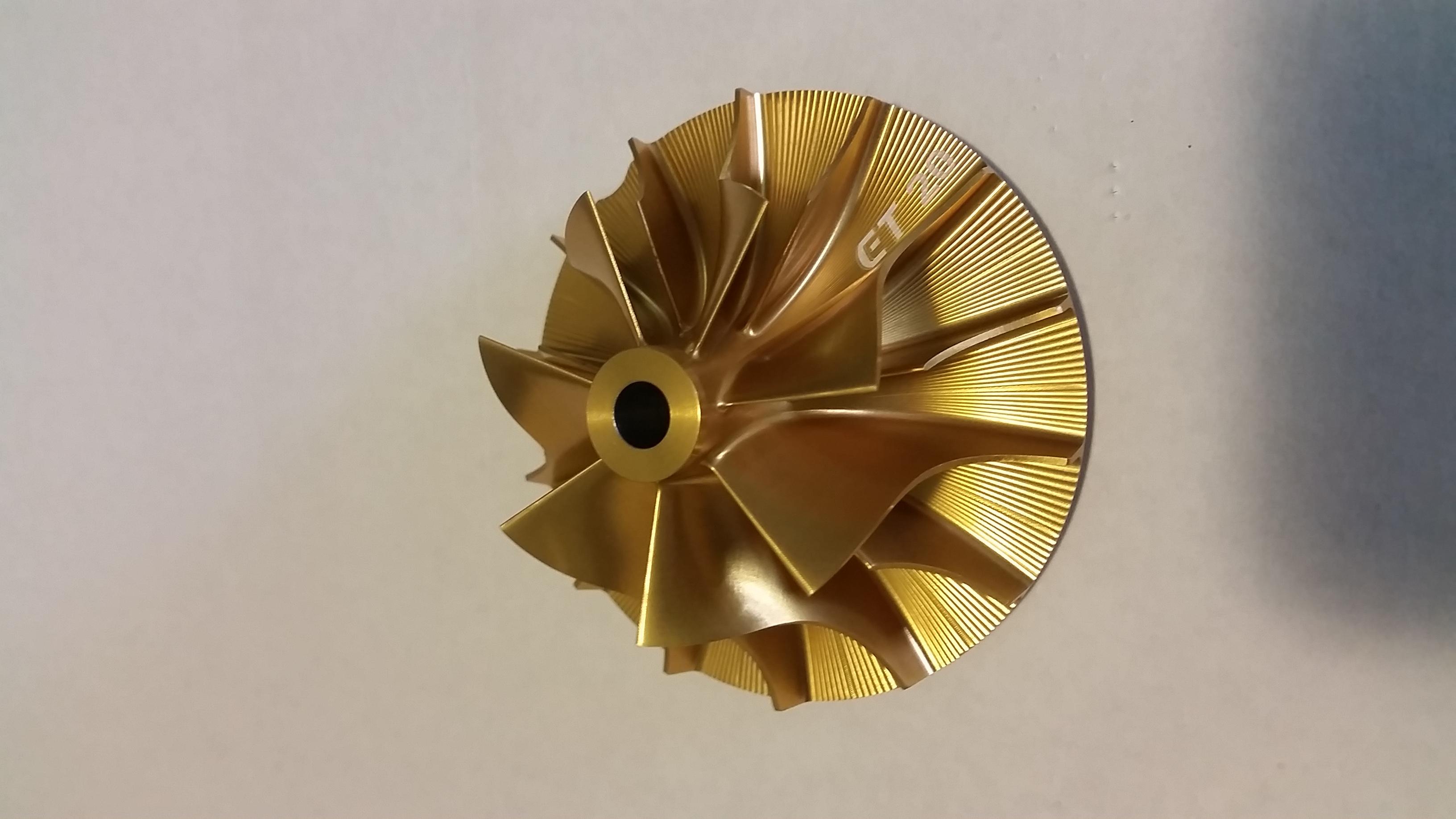 【ET-SVHO26/ET-SVHO24/ET-SVHO20】ENGINE-TECH エンジンテック GEN2 ヤマハ SVHO スーパーチャージャーインペラ