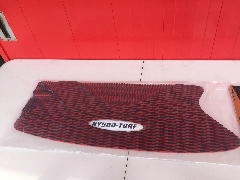 【HT64-2TP】HYDRO-TURF MAT KIT KAWASAKI STX-12F/15F/DI 2-TONE 3Mテープ付