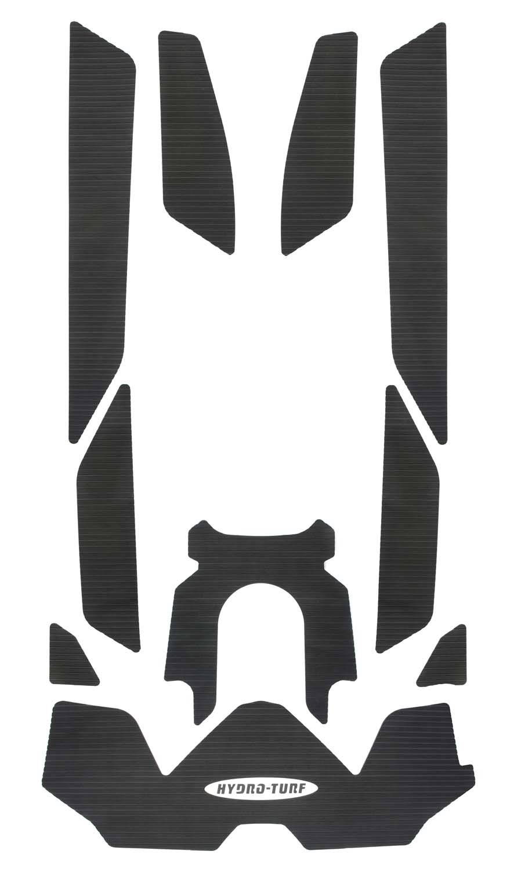 【HT8931P】HYDRO-TURF MAT KIT デッキマット RXT230, GTX, GTX Ltd&Wake Pro 230 (19-20) 3Mテープ付