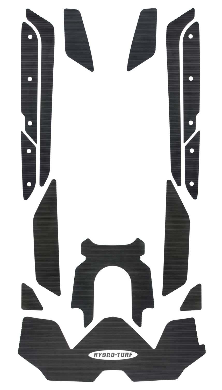 【HT8941P】HYDRO-TURF MAT KIT デッキマット RXT-X300(19-20) 3Mテープ付