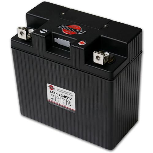 LFX27L3-BS12 SHORAIバッテリー YTX20L-BS/YB16CL-B相当