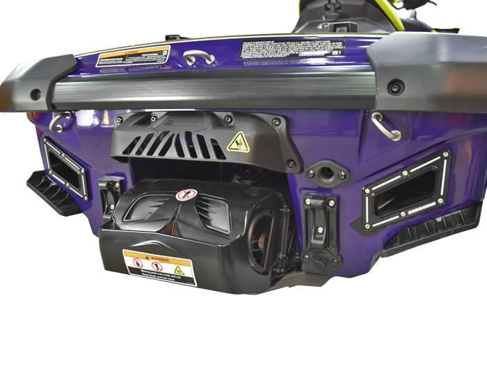 【RS15190】RIVA SEADOO RXP-X300(2021-) DUAL REAR EXHAUST KIT