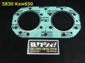 GASKET-TECHNOLOGY ガスケット KAWASAKI 650