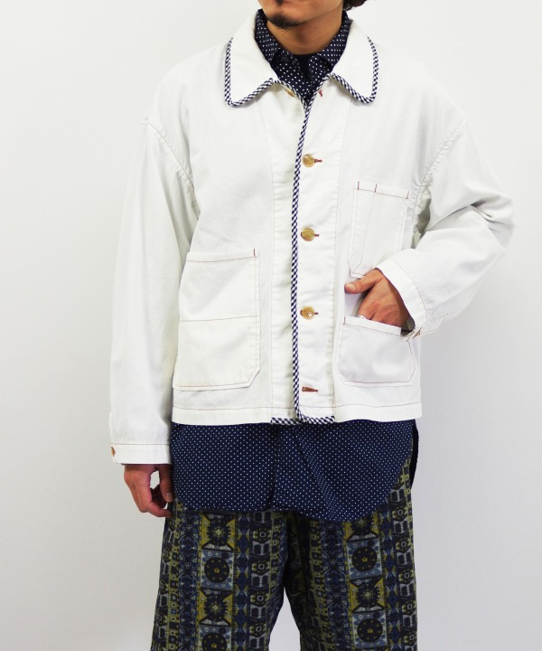Chah Chah/チャーチャー CC TWILL COVERALL