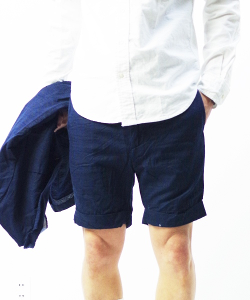 Engineered Garments/エンジニアド ガーメンツ Cambridge Short - Java Cloth