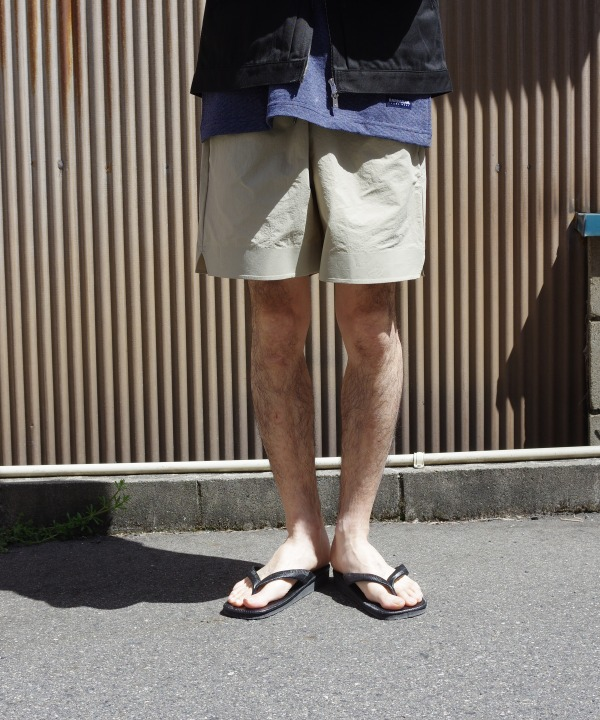 DESCENTE PAUSE/デサント ポーズ SLIT SHORTS
