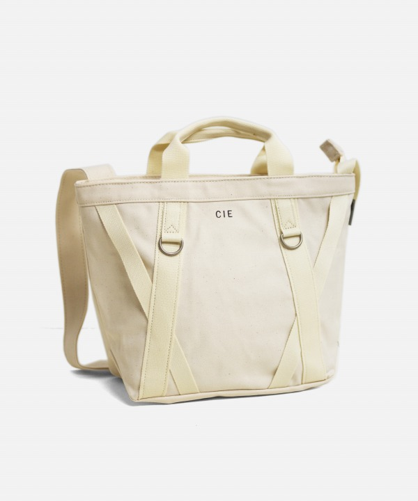 CIE/シー DUCK CANVAS TOTE - M (全3色) 【MAPSの定番】
