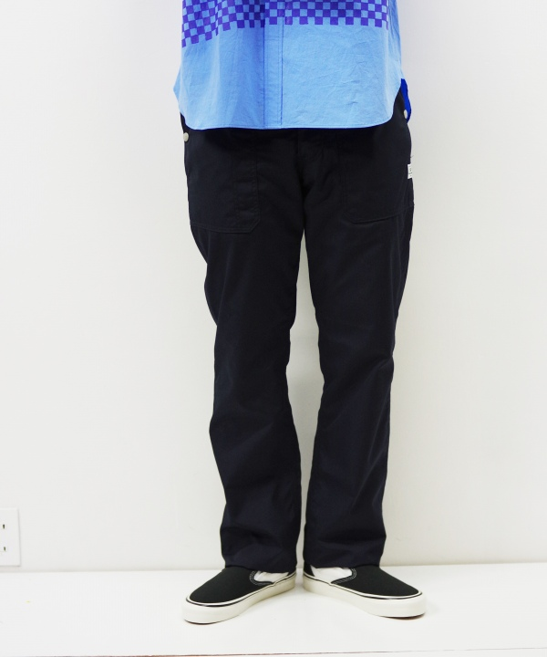 Sassafras/ササフラス Fall Leaf Pants - T/C Weather