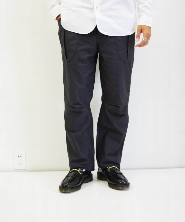 A VONTADE/ア ボンタージ Fatigue Trousers - Backsateen (全2色)
