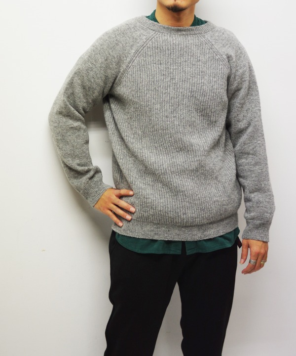 soglia/ソリア LERWICK Sweater