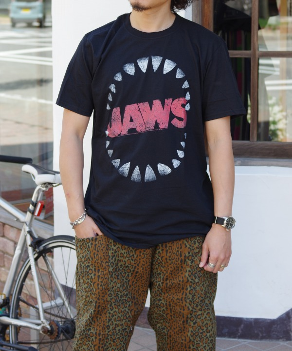 "MOVIE TEE - JAWS ""TEETH"""