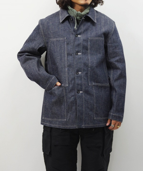 A VONTADE/ア ボンタージ PW Denim Coveralls