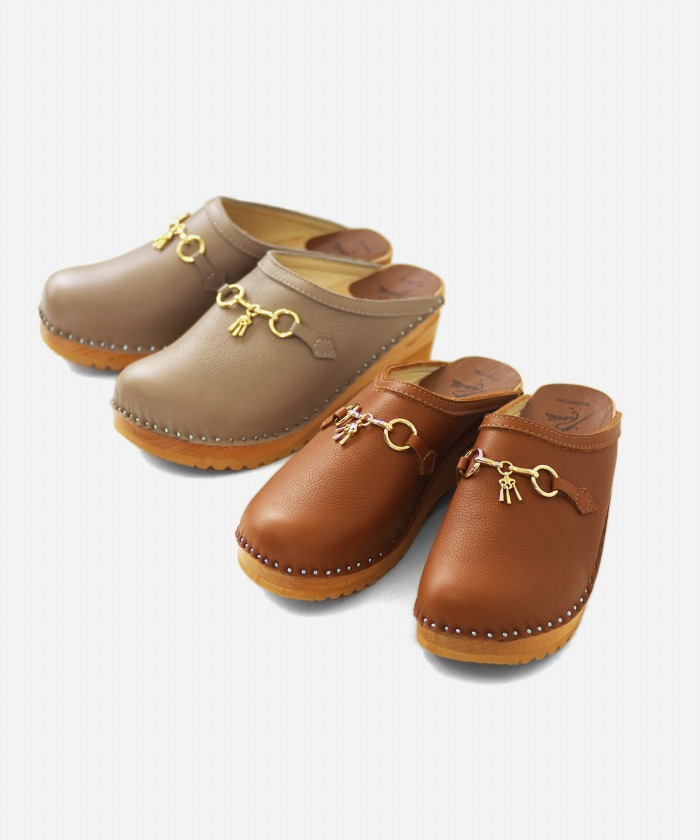 Needles by Troentorp/ニードルズ バイ トロエントープ Swedish Clog - Plain Toe / Bit