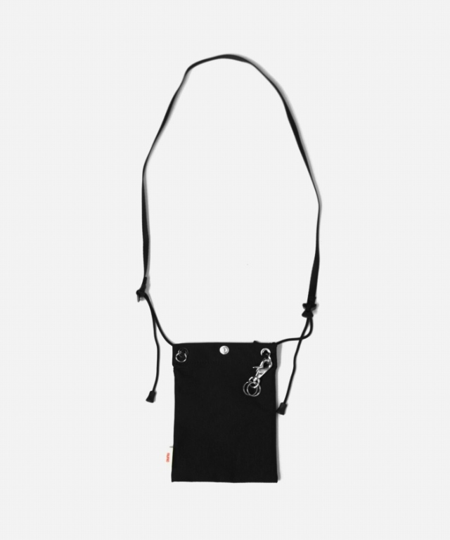 nunc/ヌンク 3Layered Nylon Pouch (全2色)
