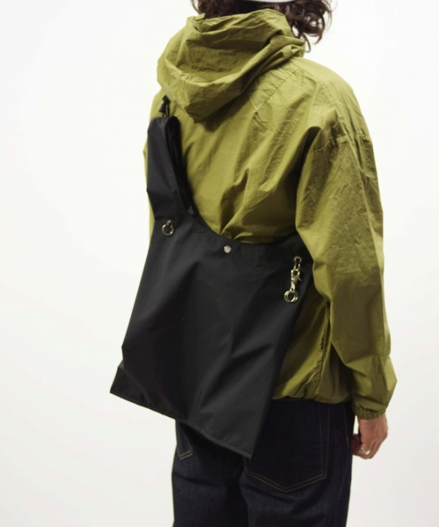 nunc/ヌンク 3Layered Nylon Shopping Bag