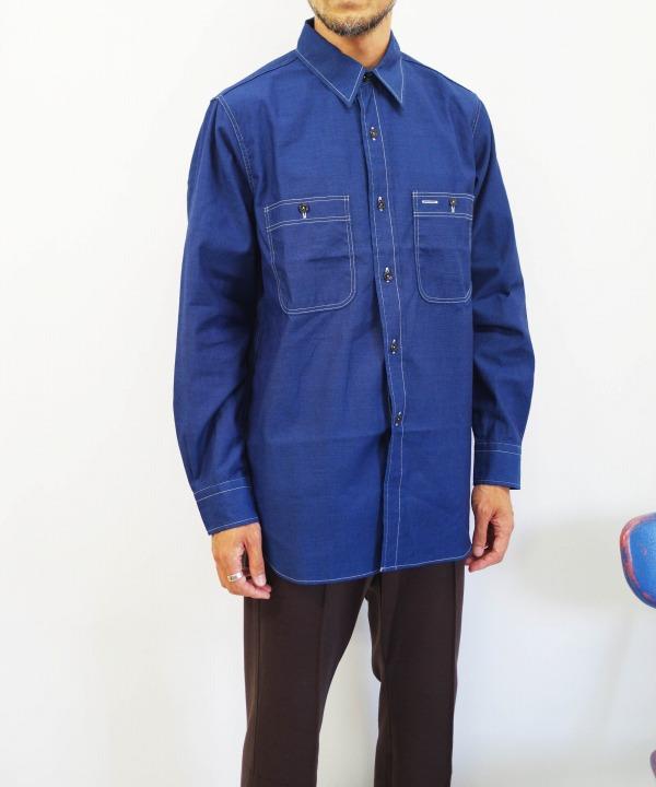 ア ボンタージ/A VONTADE  Lax Work Shirts