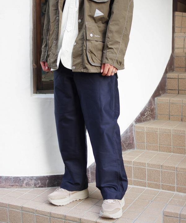 ア ボンタージ/A VONTADE Moleskin Ateriler Trousers