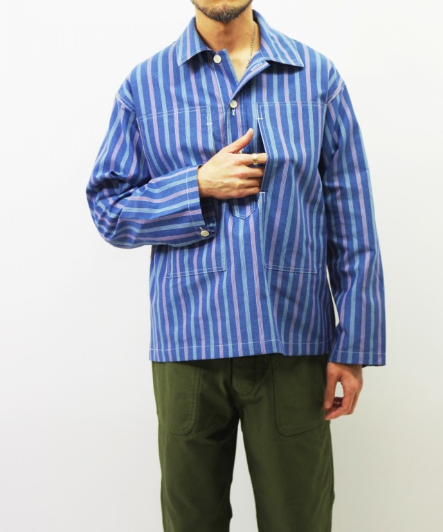 Engineered Garments Workaday/エンジニアド ガーメンツ ワーカデイ Army Shirt - Workers St. Canvas