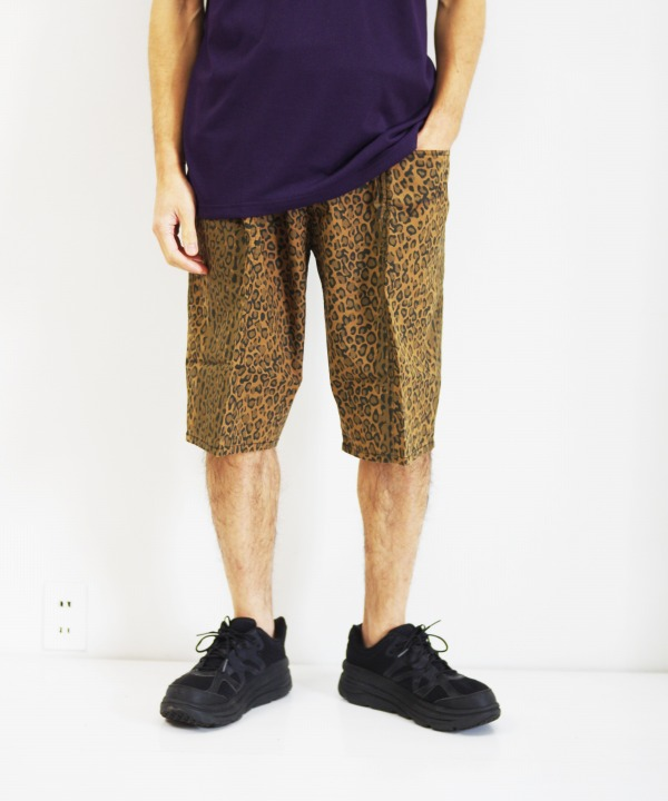 South2 West8/サウス2 ウエスト8 Army String Short - Flannel Pt.