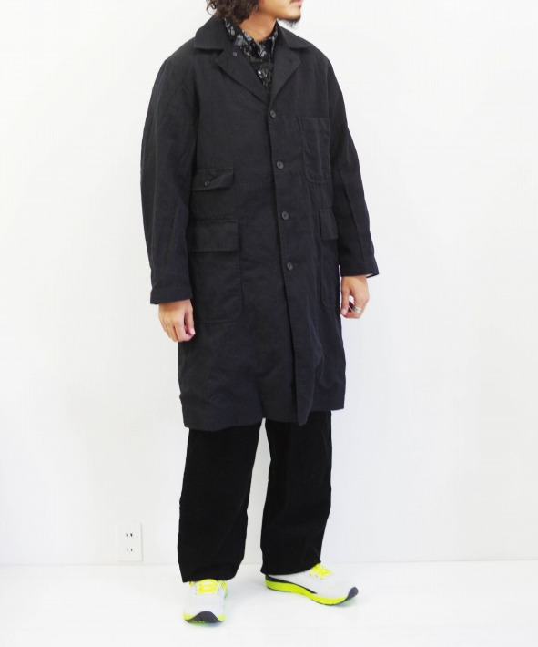 A VONTADE/ア ボンタージ Atelier Long Coat