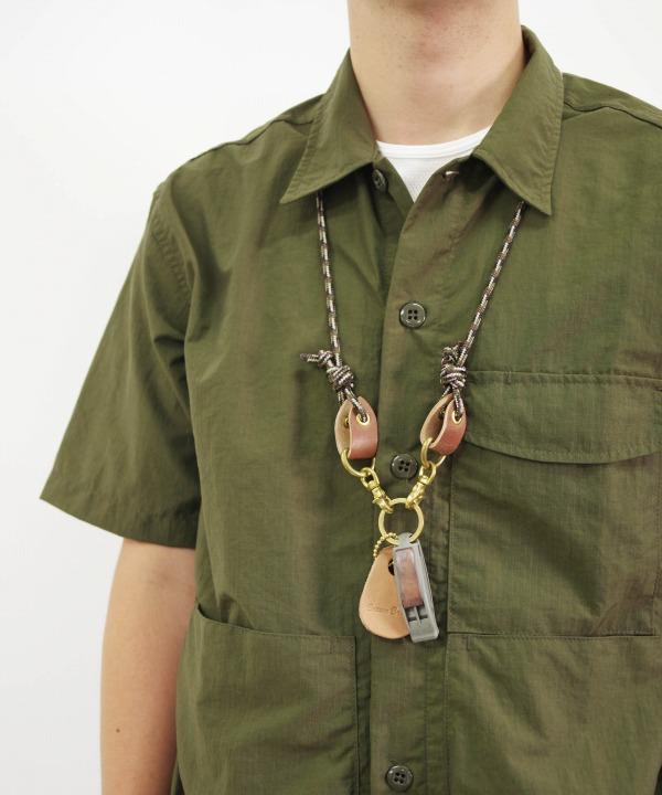 Brown Brown/ブラウンブラウン Utility rope strap
