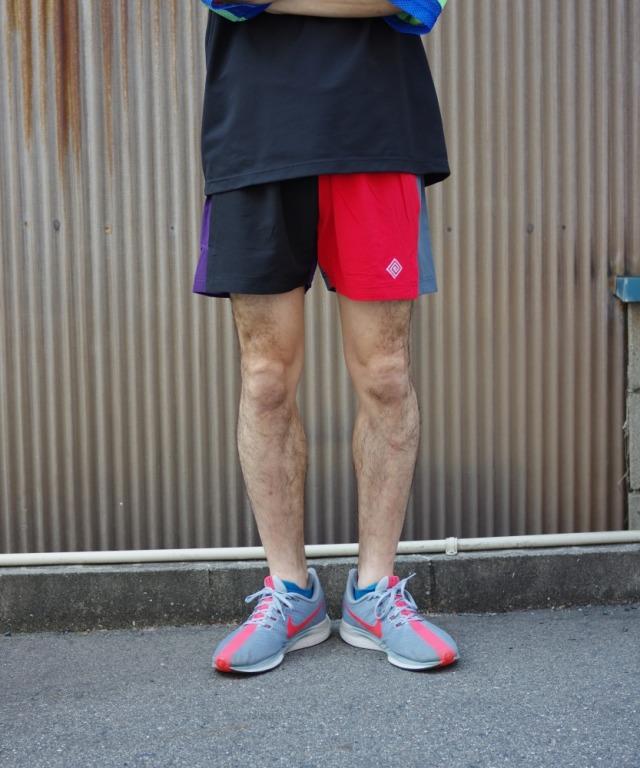 ELDORESO/エルドレッソ Bikila Shorts (全2色)