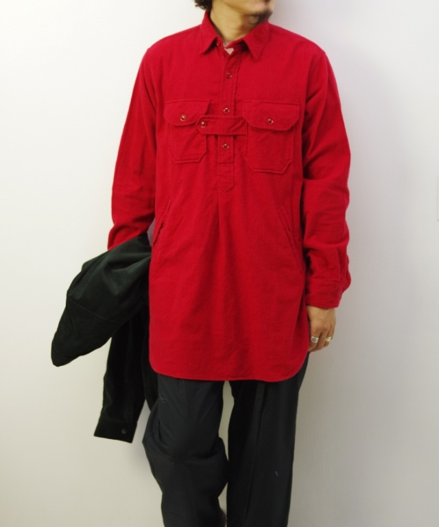 Engineered Garments/エンジニアド ガーメンツ Bird Shooter Shirt - Cotton Flannel