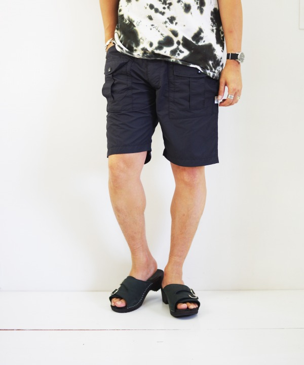 Sassafras/ササフラス Botanical Scout Pants 1/2 - Nylon (全2色)