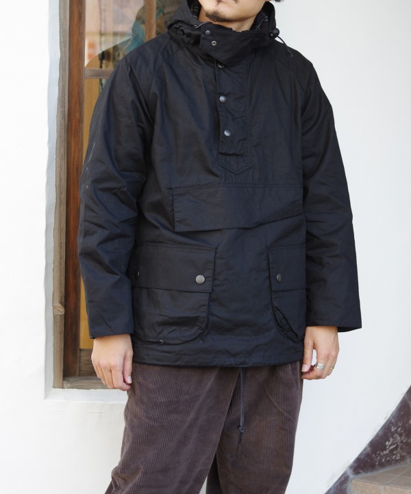 A Vontade/ア ボンタージ British Anolak Jacket