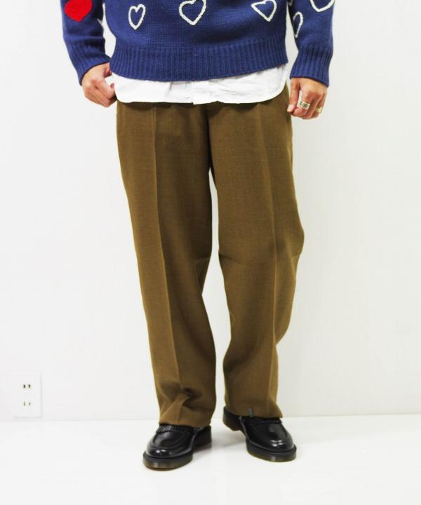 DEAD STOCK/デッドストック British Army BARRACK DRESS Pants