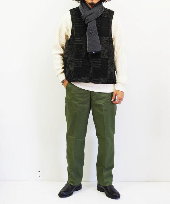 DEAD STOCK/デッドストック British Army Lt Trousers