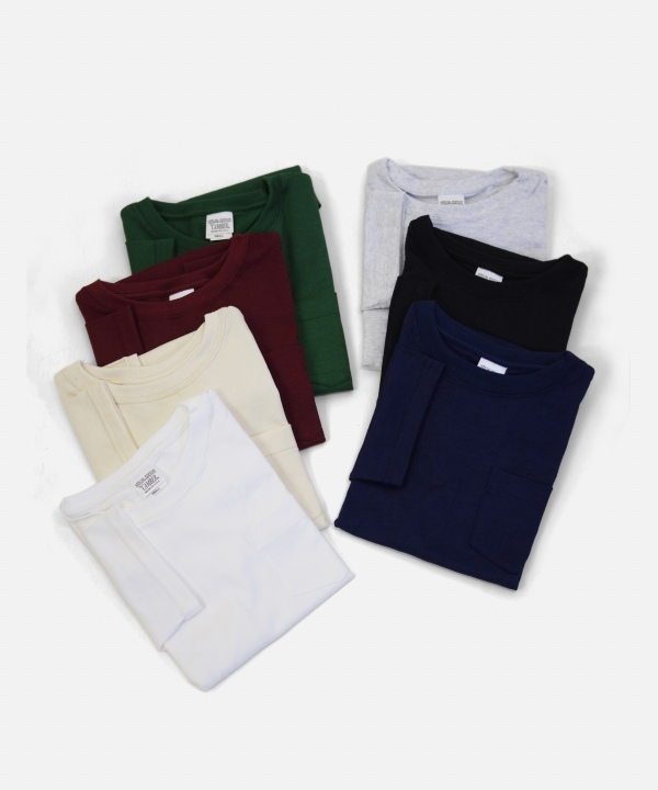 CAMBER/キャンバー S/S POCKET TEE