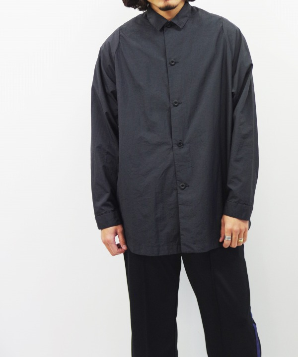 TEATORA/テアトラ CARTRIDGE SHIRT - packable (全3色)