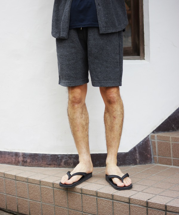 melple/メイプル California Pile Shorts