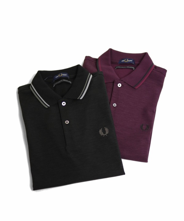 FRED PERRY/フレッドペリー CHANGE TIPPED POLO SHIRT