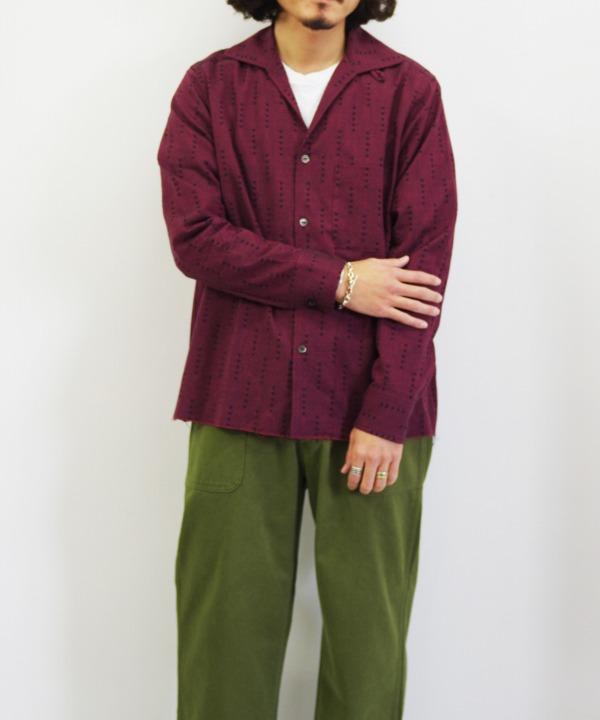Needles/ニードルズ C.O.B. Italian Collar Shirt - India Dobby