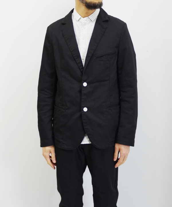 KAFIKA/カフィカ COOLMAX TWILL TAILORED JACKET