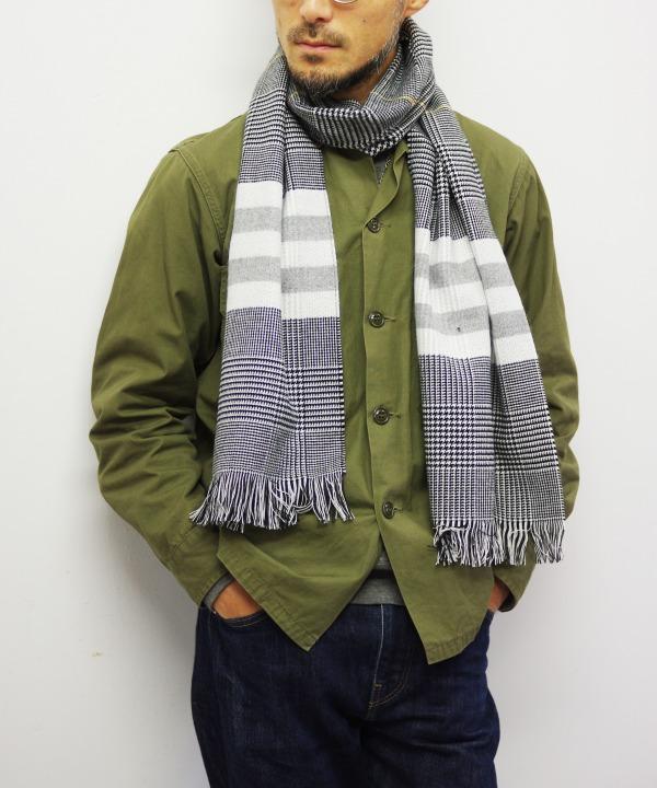 CORNILLON/コルニヨン ウールマフラー (全3色)